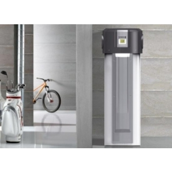 sanitaire chauffe eau thermodynamiques chauffe eau thermodynamique 270 l de dietrich kaliko 2. Black Bedroom Furniture Sets. Home Design Ideas